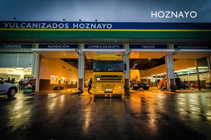 Talleres neumáticos Camión en Torrelavega